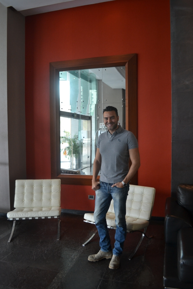 Francisco León by Juan Espinoza.  Hotel Boutique Lidotel Valencia - Edo. Carabobo
