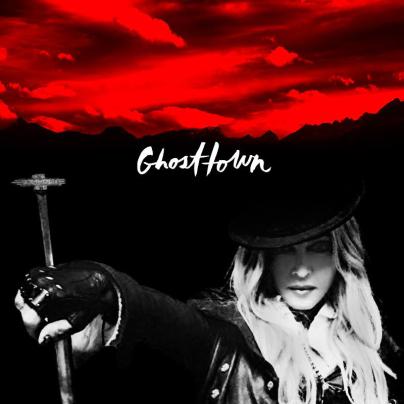 Madonna-Ghosttown-portada